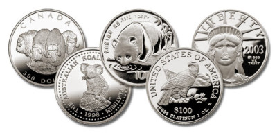 Sell Platinum Coins South Florida