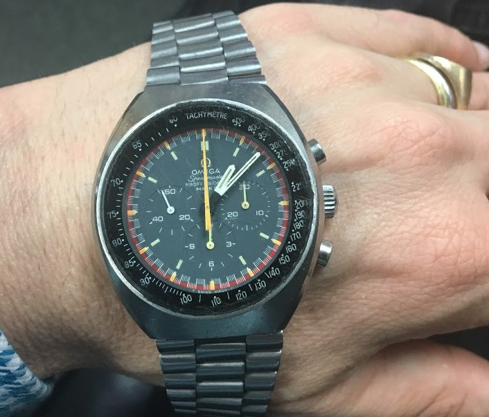 Sell your Omega Watch in South Florida